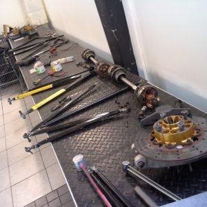 Formula Ford Parts